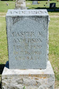 Casper McKinley Anderson