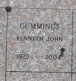 Kenneth J Cummings