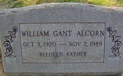William Gant Alcorn