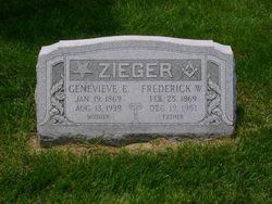 Genevieve E. <i>Hanna</i> Zieger