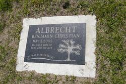 Benjamin Christian Albrecht