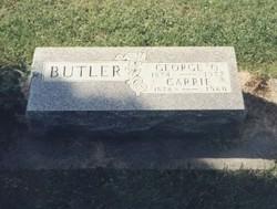 Carrie <i>Eisele</i> Butler