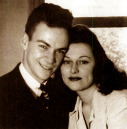 Arline Helen <i>Greenbaum</i> Feynman