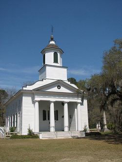 Presbyterian Church on Edisto Island Cemetery