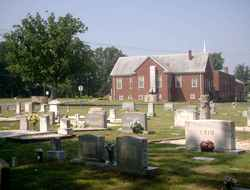 Walkertown Baptist Church Cemetery