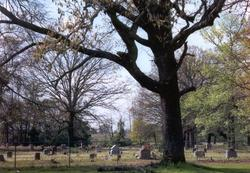 New Canaan Cemetery