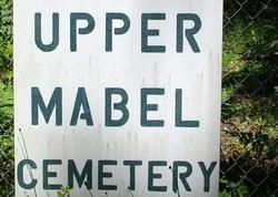 Upper Mabel Cemetery