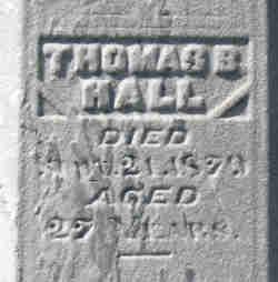 Thomas B Hall