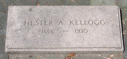Hester A Kellogg