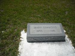 Mary Simmons