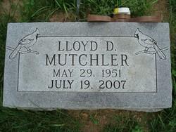 Lloyd D Mutchler