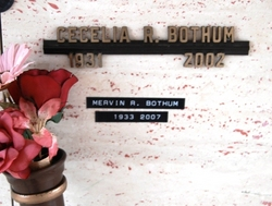 Cecelia R. <i>Hanson</i> Bothum