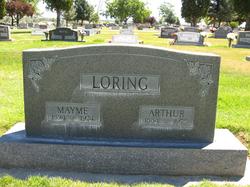 Mayme Lee <i>Bayless</i> Loring