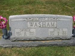Ruth H. Washam