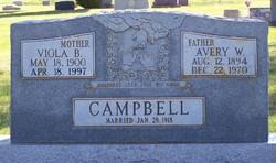 Viola Belle <i>Ross</i> Campbell