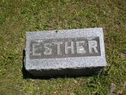 Esther <i>Irish</i> Barlow