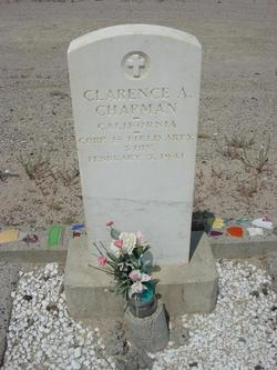 Clarence A. Chappie Chapman