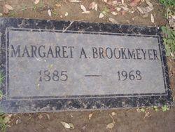 Margaret Edna <i>Auld</i> Brookmeyer