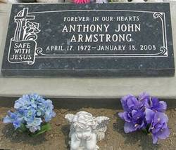 Anthony John Armstrong