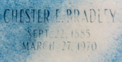 Chester E Bradley