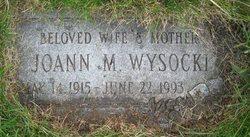 Joann Mary <i>Nawrot</i> Wysocki