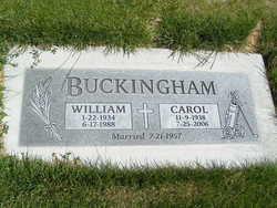 Carol Ann <i>Schroder</i> Buckingham
