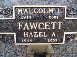 Hazel A. Fawcett