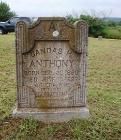 Candas Hix <i>Williams</i> Anthony
