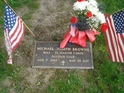 Michael Joseph Browne