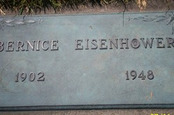 Bernice <i>Thompson</i> Eisenhower