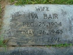 Iva <i>Green</i> Bair