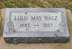 Lulu May <i>Chaussee</i> Walz