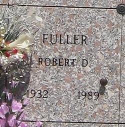 Robert D Soupe Fuller