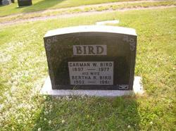 Carman Wesley Bird