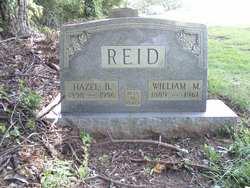 Hazel Bessie <i>Hurst</i> Reid