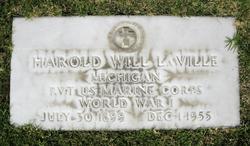 Harold Will La Ville