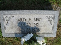 Harry Merton Broy