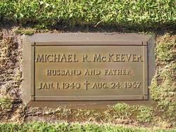 Michael Mike McKeever