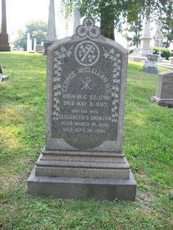 Elizabeth Steinmetz <i>Brinton</i> McClellan