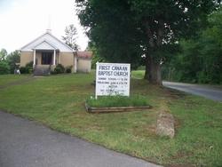 First Canaan Baptist Church Cemetery