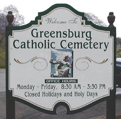 Greensburg Catholic Cemetery