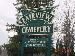 Fairview Cemetery (South)