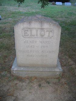 Henry Ware Eliot