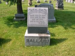 Josephine Ballard
