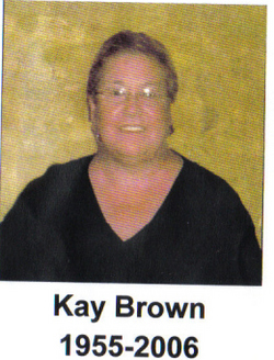 Patricia Kay <i>Buis</i> Brown