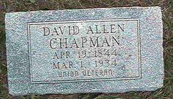 David Allen Chapman