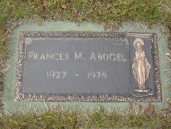 Frances Mary Abugel