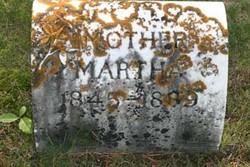 Martha <i>Johnson</i> Broatch