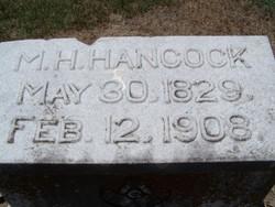 Pvt Martin H. Hancock