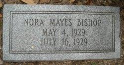 Nora Mayes Bishop